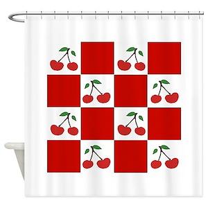 Door County Wisconsin Shower Curtains
