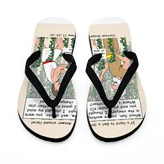 Vineyard Flip Flops