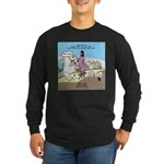 Grand Entrance Long Sleeve Dark T-Shirt