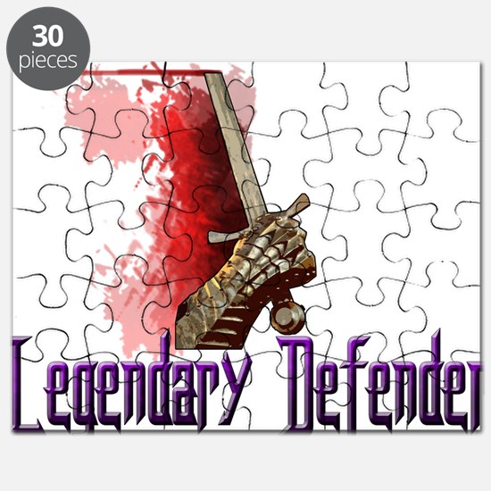 Cute Legendary Puzzle