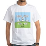 Lost Sheep of Israel White T-Shirt
