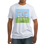 Lost Sheep of Israel Fitted T-Shirt