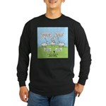 Lost Sheep of Israel Long Sleeve Dark T-Shirt