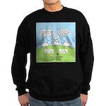 Lost Sheep of Israel Sweatshirt (dark)