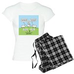 Lost Sheep of Israel Women's Light Pajamas