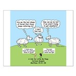 Lost Sheep of Israel Small Poster