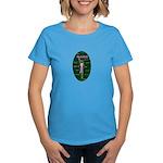 Programmer Girl - Nerds Rule! Women's Dark T-Shirt