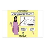 Parable Chalk Talk Postcards (Package of 8)