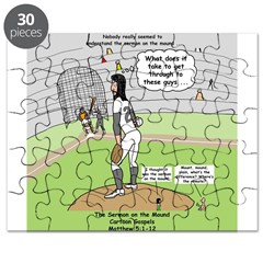 Sermon on the Mound Puzzle