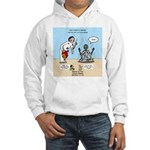 Baptism by Fire Hooded Sweatshirt
