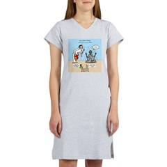 Baptism by Fire Women's Nightshirt