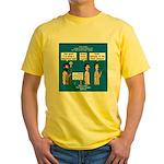 Light Shine Yellow T-Shirt