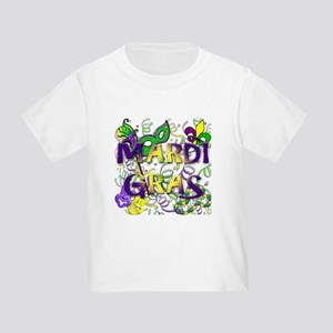 MARDI GRAS Toddler T-Shirt