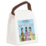 Sons of Thunder Canvas Lunch Bag