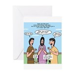 Sons of Thunder Greeting Card