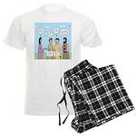 Rumor Mill Men's Light Pajamas
