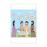 Rumor Mill Mini Poster Print