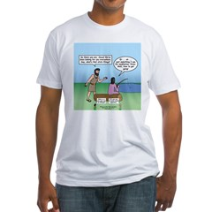 Fishing with Jesus Shirt