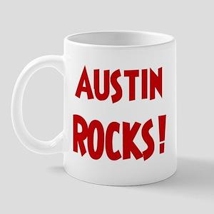 Austin Rocks Mug