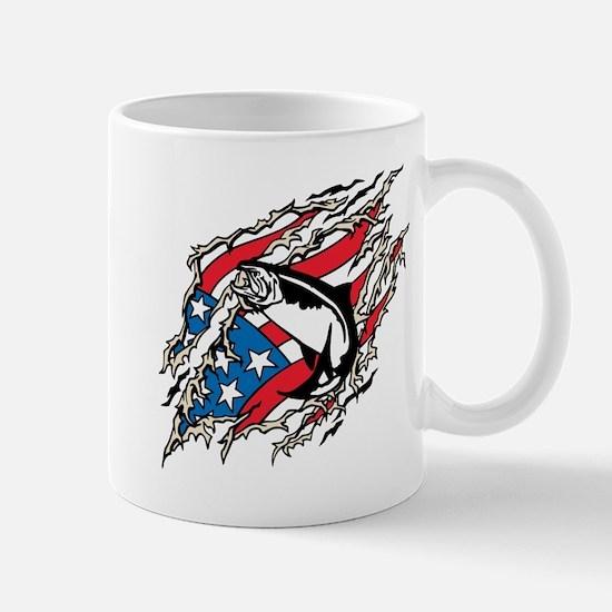 All American Trout Mug