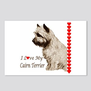 Love My Cairn Postcards (Package of 8)