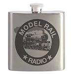 Model Rail Radio Flask