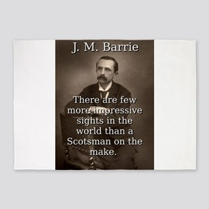 There Are Few More Impressive Sights - J M Barrie