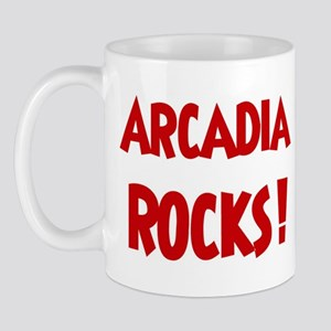 Arcadia Rocks Mug
