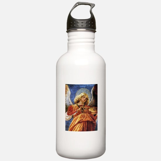 Melozzo Music Making Angel Water Bottle