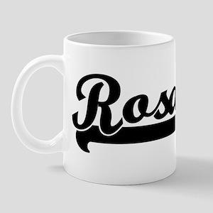 Black jersey: Rosanna Mug