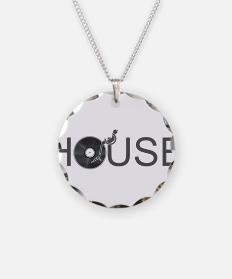 House Music Necklace