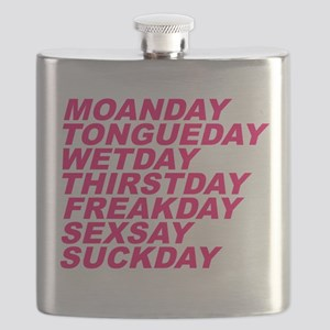 Sex Week Flask