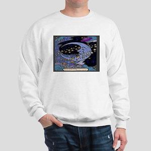 Celestial Poem Sweatshirt