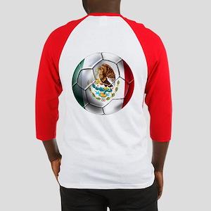 Mexican Futbol Baseball Jersey