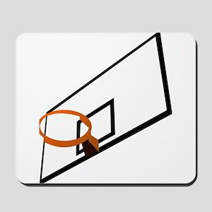 Basketball Goal Mousepad
