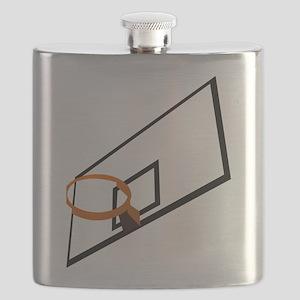 Basketball Goal Flask