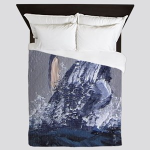 Humpback Queen Duvet