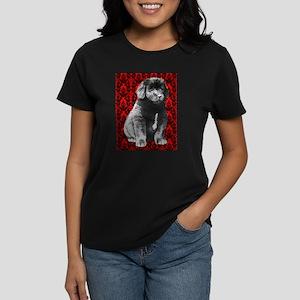 brocaded newfy Women's Dark T-Shirt