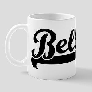 Black jersey: Bella Mug