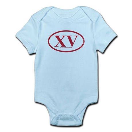 XV 15 Championships Infant Bodysuit
