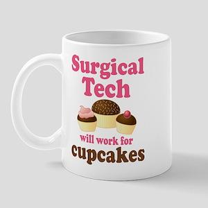 Surgical Tech Funny Mug