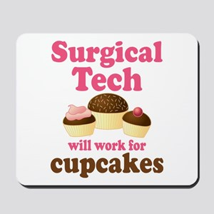 Surgical Tech Funny Mousepad