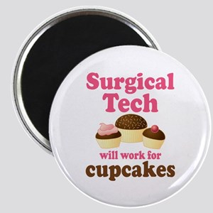 Surgical Tech Funny Magnet