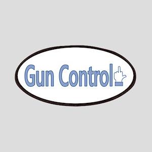 Gun Control Dislike Patches