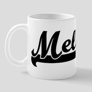 Black jersey: Melany Mug