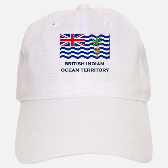The British Indian Ocean Territory Flag Gear Baseball Baseball Cap