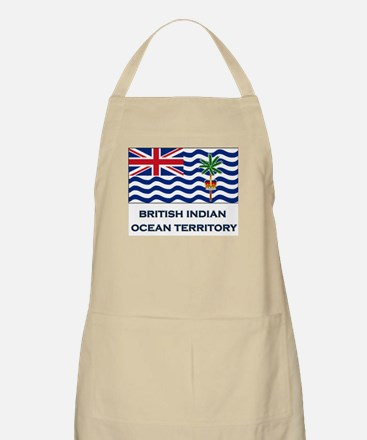 The British Indian Ocean Territory Flag Gear BBQ A