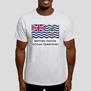 The British Indian Ocean Territory Flag Gear Ash G