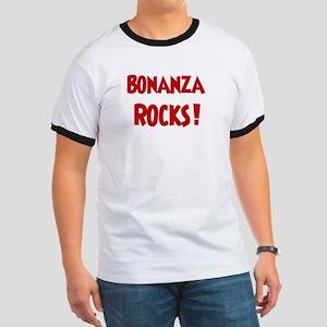 Bonanza Rocks Ringer T