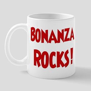 Bonanza Rocks Mug